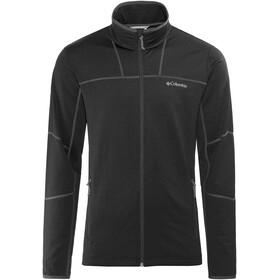 Columbia Walnut Hills Full Zip Fleece Jacket Men Black